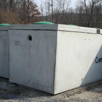 concrete septic tank risers